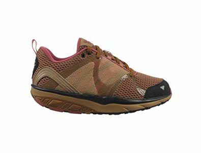 MBT Women's Leasha Trail 5 Lace-up Olive Night/Dusty Synthetic/Mesh Review