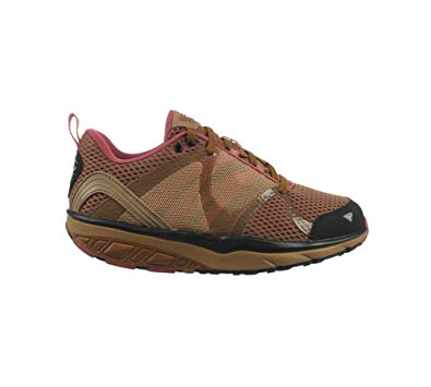 MBT Women's Leasha Trail 5 Lace-up Olive Night/Dusty Synthetic/Mesh